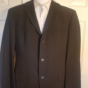 Hugo Boss Black Blazer Virgin Wool 40R